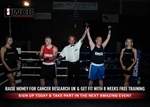 Charity Boxing Win